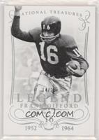Legend - Frank Gifford #/25