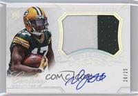 Rookie Patch Century Materials Signatures - Davante Adams /25