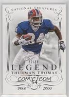Legend - Thurman Thomas /99