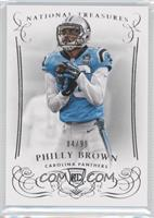 Rookie - Philly Brown #/99