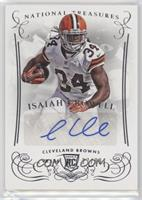 Rookie Signatures - Isaiah Crowell #/99