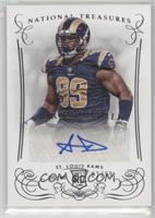 Rookie Signatures - Aaron Donald #/99