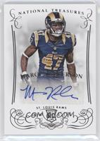 Rookie Signatures - Marcus Roberson /99