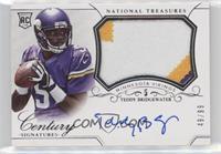 Rookie Patch Century Materials Signatures - Teddy Bridgewater #/99