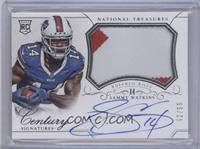 Rookie Patch Century Materials Signatures - Sammy Watkins /99
