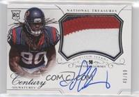 Rookie Patch Century Materials Signatures - Jadeveon Clowney #/99