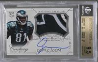Rookie Patch Century Materials Signatures - Jordan Matthews [BGS 9.5 …