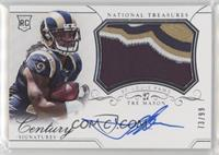 Rookie Patch Century Materials Signatures - Tre Mason #/99