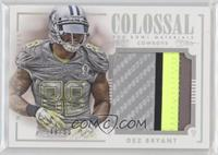 Dez Bryant [EX to NM] #/50