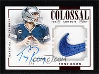 Tony Romo #/2