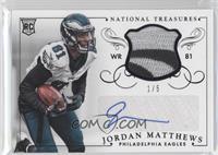 Jordan Matthews #/5