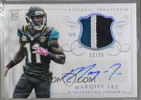 Marqise Lee [Noted] #/25