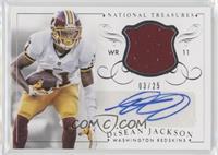 DeSean Jackson #/25