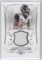 Storm Johnson #/49