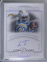 LaDainian Tomlinson [Noted] #/25