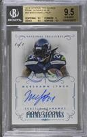 Marshawn Lynch /1 [BGS 9.5 GEM MINT]