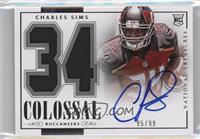 Charles Sims #/99