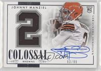 Johnny Manziel #/99