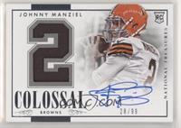 Johnny Manziel #/99