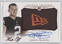 Johnny Manziel #/2