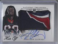 Jadeveon Clowney [Noted] #/6