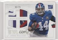 Andre Williams #/25