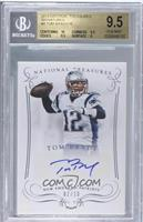 Tom Brady /10 [BGS 9.5 GEM MINT]