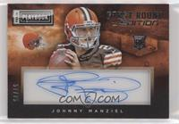 Johnny Manziel #/75