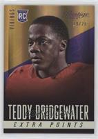 Teddy Bridgewater #/25