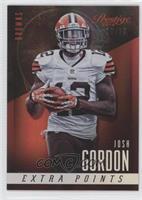 Josh Gordon #/25