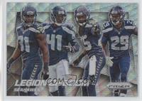 Byron Maxwell, Earl Thomas, Kam Chancellor, Richard Sherman (Legion of Boom) /99