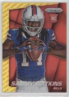 Sammy Watkins (Holding Ball with Both Hands)