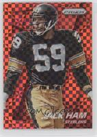 3c2d11b86eb Jack Ham Serial Numbered Football Cards matching  Pittsburgh Steelers