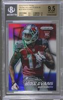 Mike Evans (Running with Ball in Left Hand, Looking Right) [BGS 9.5 G…