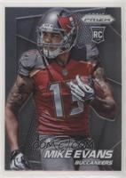 Mike Evans (Running with Ball in Left Hand, Looking Right)
