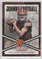 Johnny Manziel /25