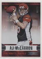 AJ McCarron #/32
