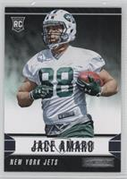 Jace Amaro (ball in left hand)