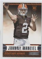 Johnny Manziel (Throwing, Laces Visible)
