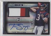 Tom Savage /32
