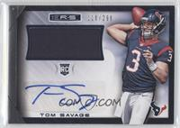 Tom Savage /299