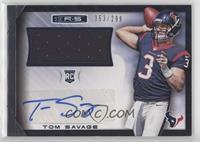 Tom Savage /299