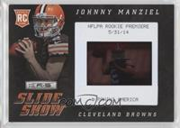 Johnny Manziel #11/25