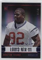 Louis Nix III #/25