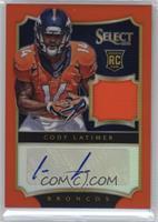Cody Latimer #8/35