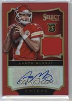 Aaron Murray #/30