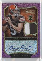 Connor Shaw /5