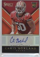 Chris Borland /35