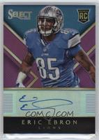 Eric Ebron #/15
