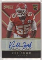Dee Ford #/20